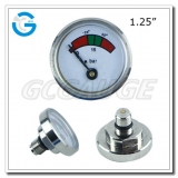 1.25 manometer for fire extinguisher
